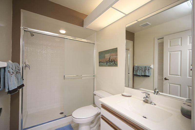 Master Bathroom View 2